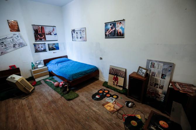 Khám phá căn nhà thuở chưa nổi tiếng của Maradona, sẽ là nơi yên nghỉ cuối cùng của Cậu bé Vàng - ảnh 5