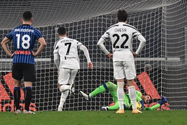 Ronaldo sút hỏng penalty, Juventus hòa thất vọng trên sân nhà - Ảnh 5.
