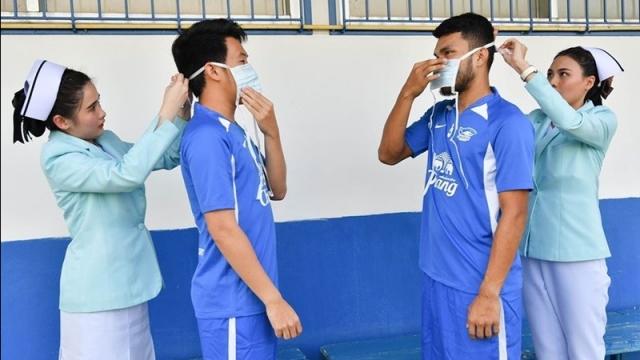 Đội bóng Thái Lan ra quy định phạt tiền để kiểm soát cân nặng của cầu thủ: Vui miệng ăn nhiều là mất ngay vài triệu - ảnh 1