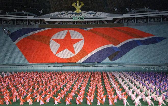 Choáng ngợp với SVĐ lớn nhất thế giới ít người biết tại CHDCND Triều Tiên: Sức chứa lên đến 150.000 người, hiếm khi tổ chức trận đấu  - Ảnh 6.
