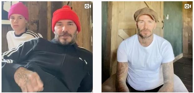 David Beckham bất ngờ xuất hiện với diện mạo tàn tạ đến khó         tin, có dấu hiệu bị hói đầu - Ảnh 4.