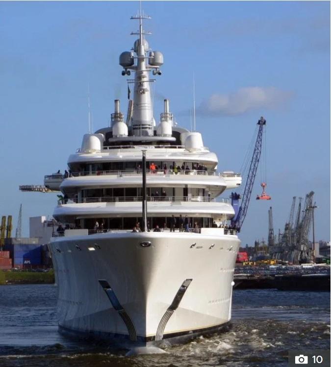 Ghé thăm cung điện trên không trị giá 1.900 tỷ đồng của tỷ phú Abramovich - ông chủ giàu có hàng đầu thế giới bóng đá - Ảnh 4.