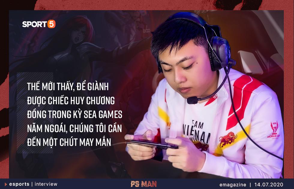 [Ngồi xuống và nghe tôi kể về Esports] PS Man: Tôi đặc biệt, nhưng vẫn là chuyên gia thất bại - Ảnh 11.