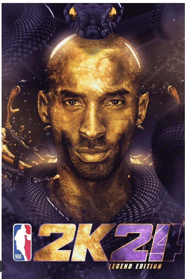 Kobe Bryant được xác nhận xuất hiện trên bìa tựa game NBA 2K21, NHM tung ra loạt ảnh fanmade cực chất - Ảnh 5.