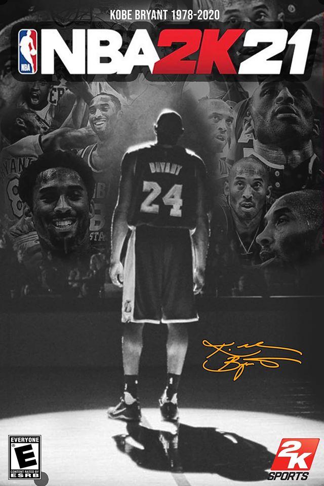 Kobe Bryant được xác nhận xuất hiện trên bìa tựa game NBA 2K21, NHM tung ra loạt ảnh fanmade cực chất - Ảnh 7.