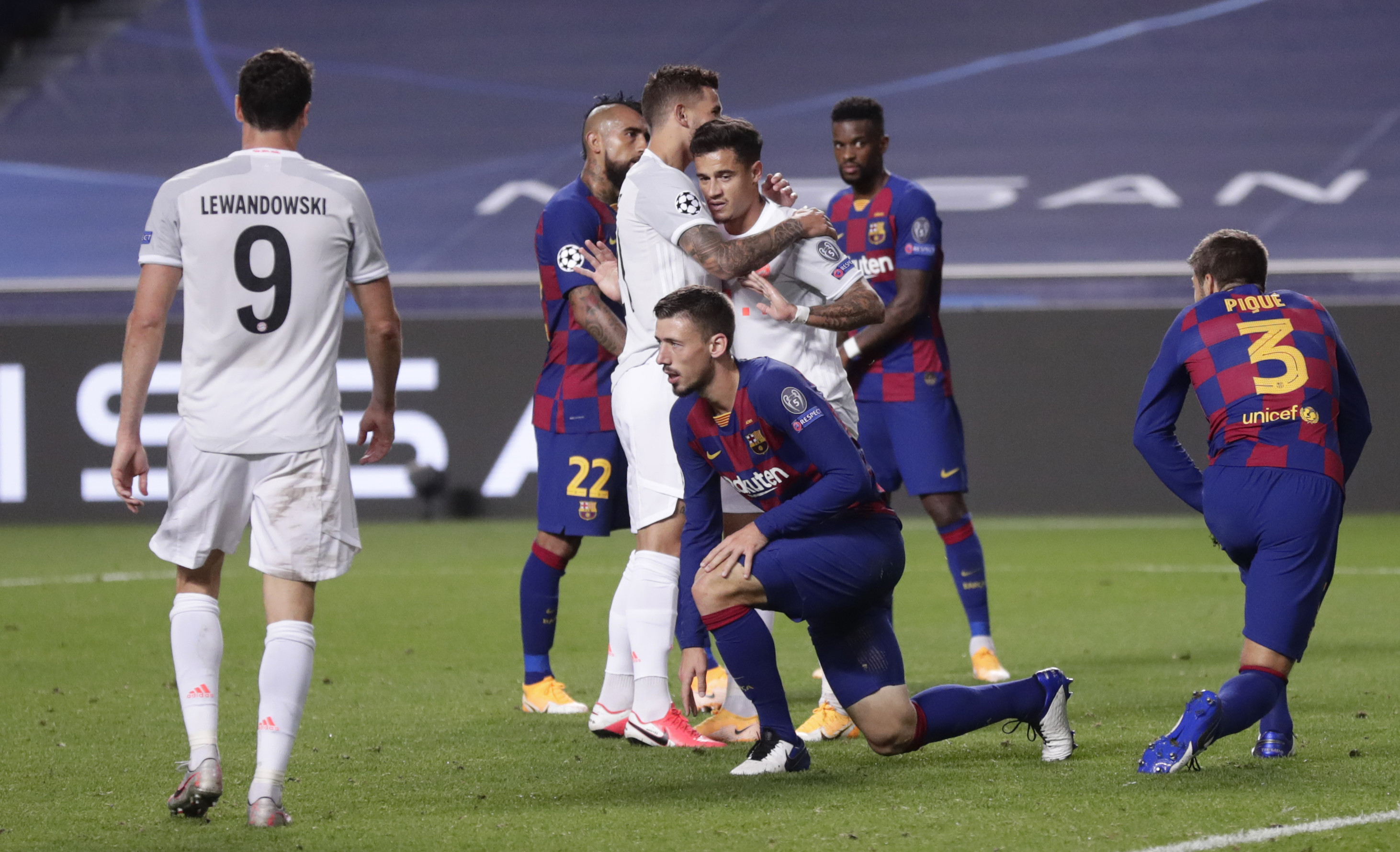 Những con số đáng buồn hằn sâu vào lịch sử Barca sau thảm bại 2-8 - Ảnh 2.