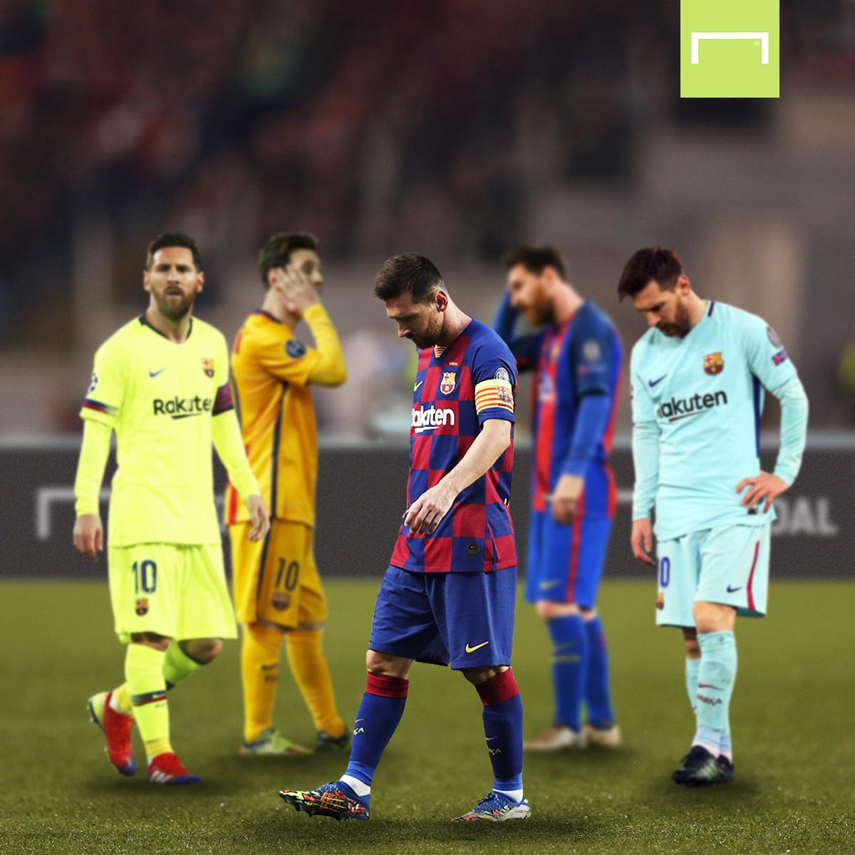 Những con số đáng buồn hằn sâu vào lịch sử Barca sau thảm bại 2-8 - Ảnh 6.