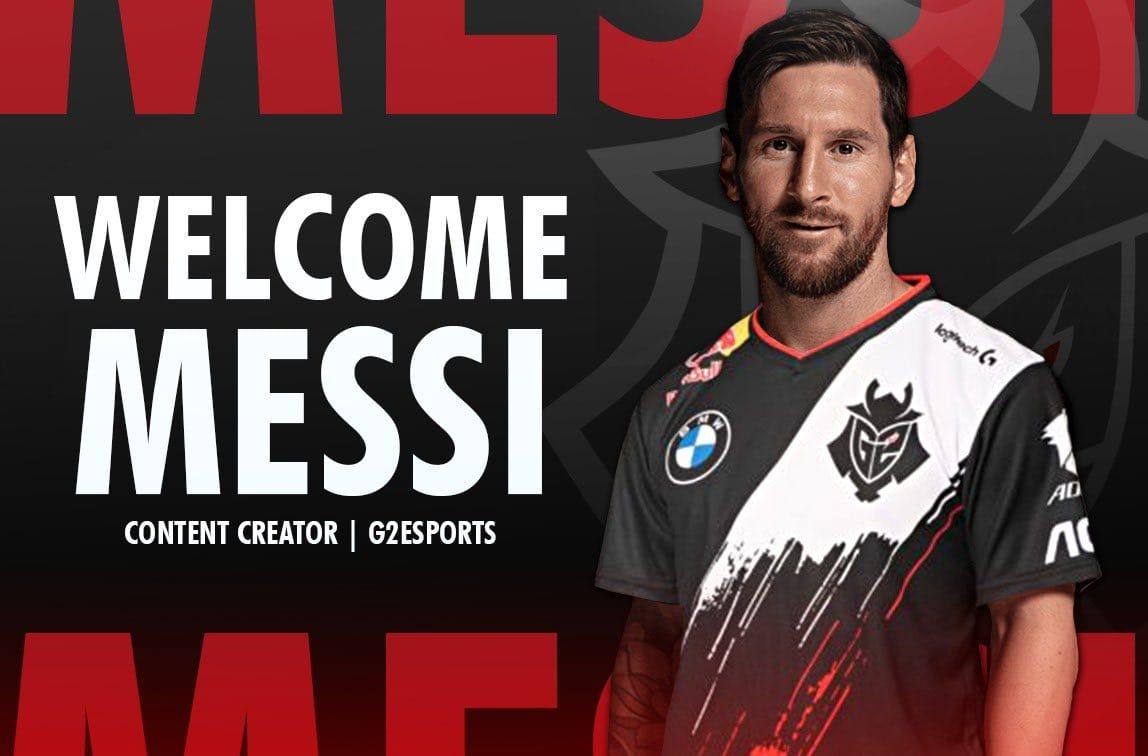 Cả thế giới chế ảnh mua Messi, từ bóng đá, bóng rổ đến Esports, bơi lội, điền kinh - Ảnh 15.