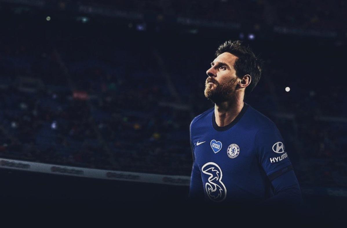 Cả thế giới chế ảnh mua Messi, từ bóng đá, bóng rổ đến Esports, bơi lội, điền kinh - Ảnh 7.