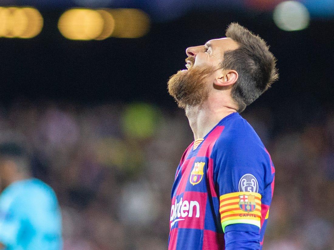 Lionel Messi muốn ra đi, nhưng anh đi kiểu gì? - Ảnh 1.
