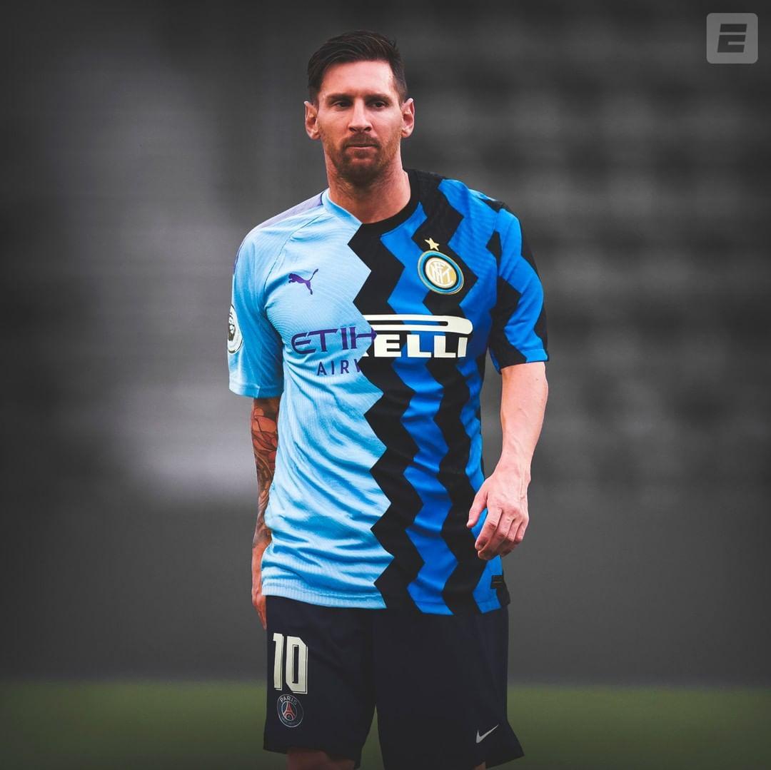 Cả thế giới chế ảnh mua Messi, từ bóng đá, bóng rổ đến Esports, bơi lội, điền kinh - Ảnh 3.