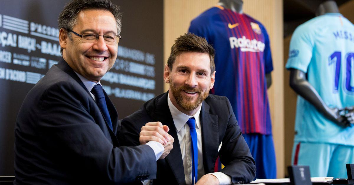 Chủ tịch Bartomeu và những trò lố khiến Messi quyết định dứt áo rời Barca - Ảnh 3.