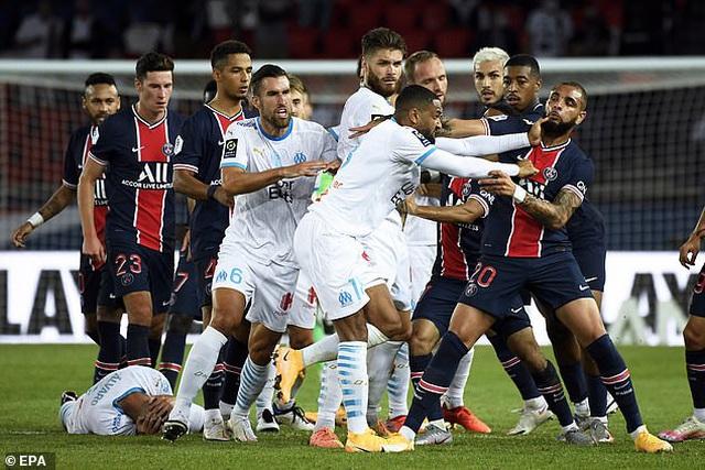 Cầu thủ Marseille chế ảnh cực gắt rồi gửi tới Neymar kèm theo một thông điệp: Tập thể đoàn kết mới quan trọng, ngôi sao nổi bật thì không - Ảnh 3.