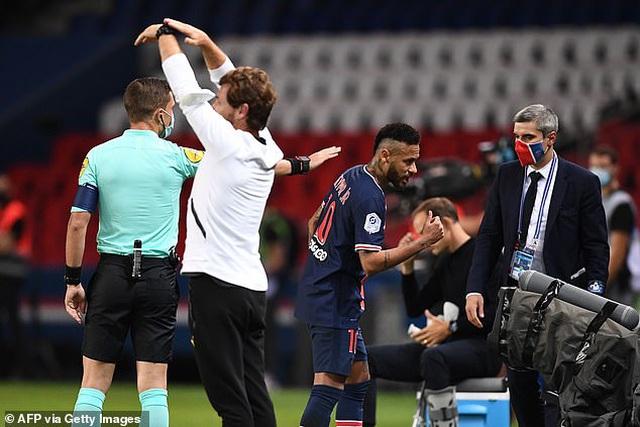 Cầu thủ Marseille chế ảnh cực gắt rồi gửi tới Neymar kèm theo một thông điệp: Tập thể đoàn kết mới quan trọng, ngôi sao nổi bật thì không - Ảnh 2.