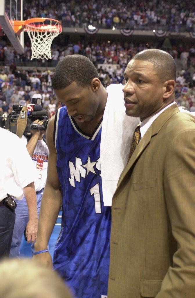 """Doc Rivers, huấn luyện viên """"siêu nhọ"""" với những lần bị """"lật kèo"""" đi vào lịch sử NBA Playoffs - Ảnh 3."""