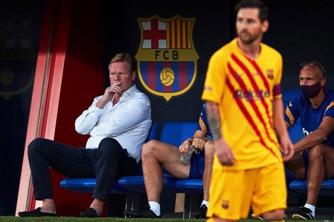 Messi rơi vào tình huống khó xử, có thể vắng mặt cả 3 trận ra quân của Barcelona ở La Liga - Ảnh 1.