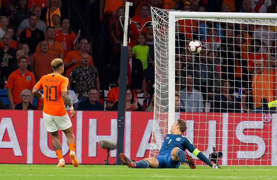 Tuyển Đức lần đầu thua sấp mặt khó tin trước Hà Lan - Ảnh 7.