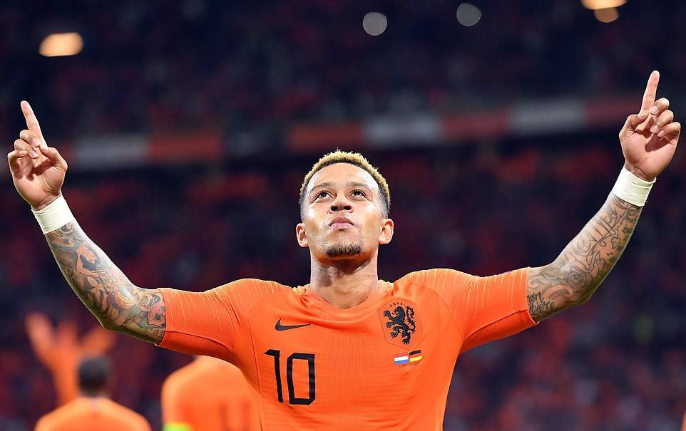 Tuyển Đức lần đầu thua sấp mặt khó tin trước Hà Lan - Ảnh 9.