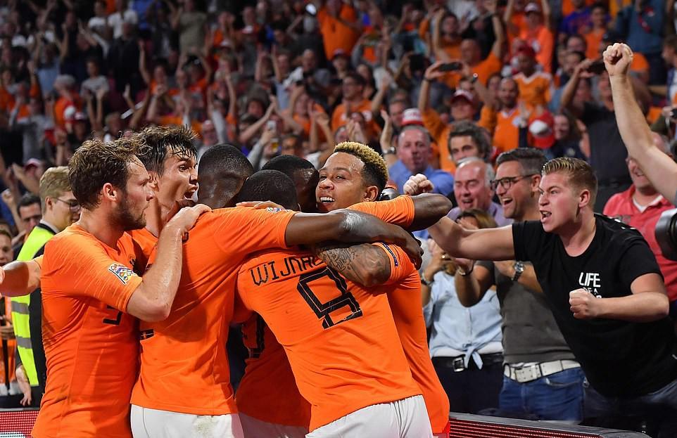 Tuyển Đức lần đầu thua sấp mặt khó tin trước Hà Lan - Ảnh 8.