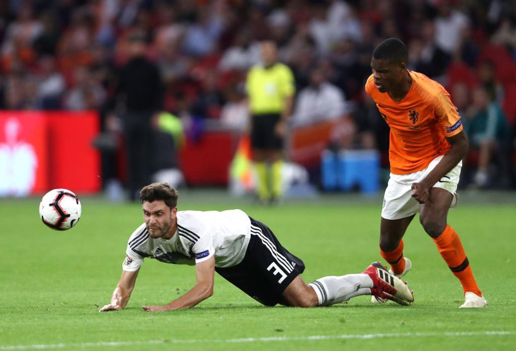Tuyển Đức lần đầu thua sấp mặt khó tin trước Hà Lan - Ảnh 10.
