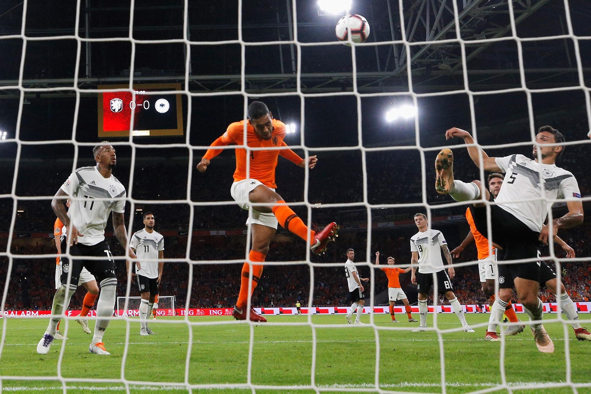 Tuyển Đức lần đầu thua sấp mặt khó tin trước Hà Lan - Ảnh 4.