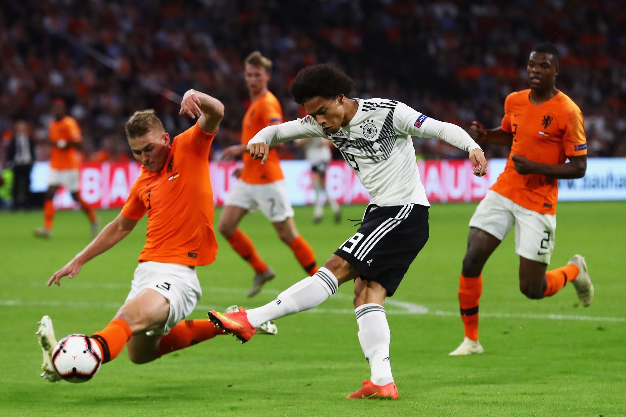 Tuyển Đức lần đầu thua sấp mặt khó tin trước Hà Lan - Ảnh 6.