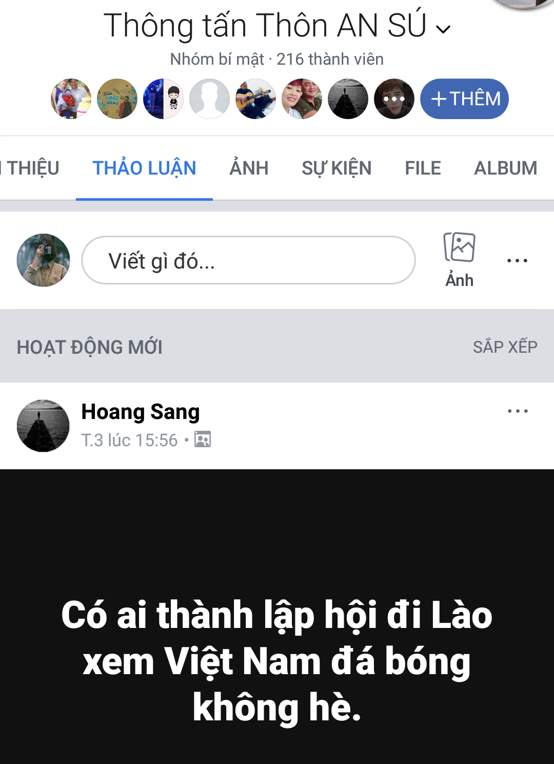Laos vs Vietnam: Speak with Laos fans enjoy Vietnamese Tel rock AFF CUP 2018 - Photo 2.