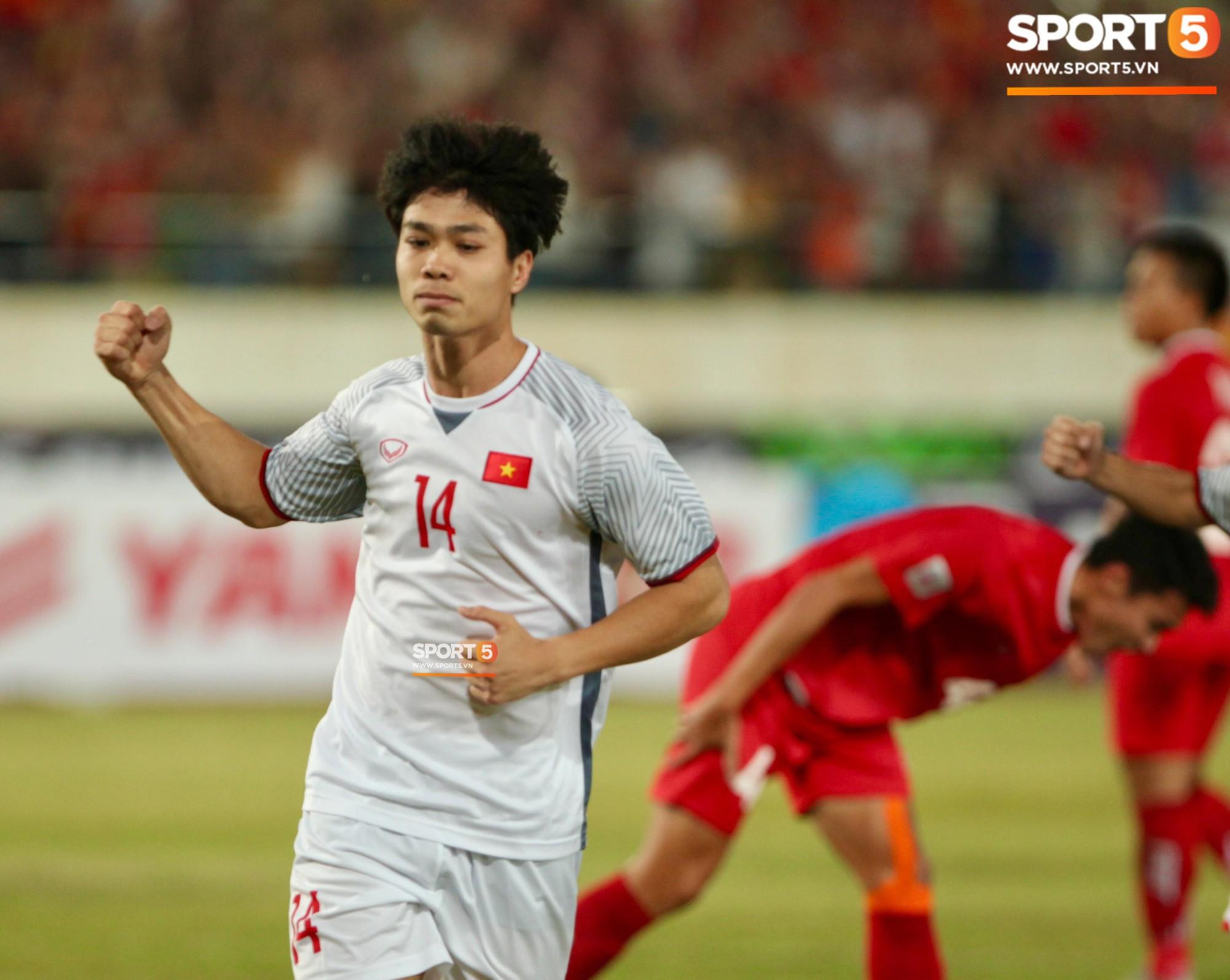 Đè bẹp Lào, đội tuyển Việt Nam khiến truyền thông nước bạn hoang mang - Ảnh 1.