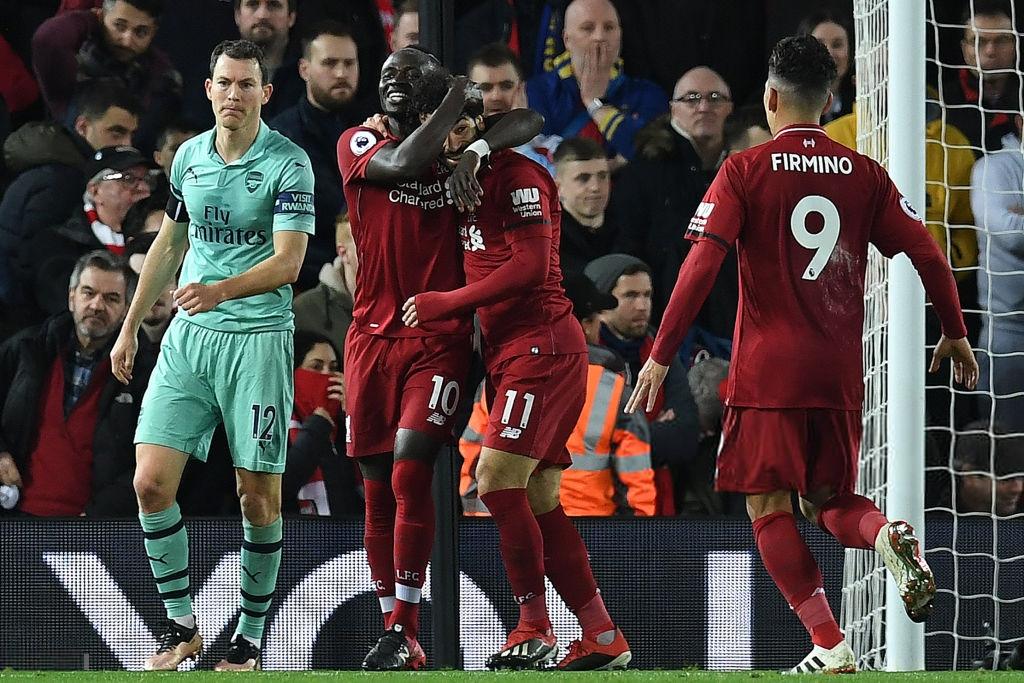 Hành động cao thượng của Salah khiến thầy Klopp chực rơi nước mắt khi Liverpool hủy diệt Arsenal 5-1 - Ảnh 9.