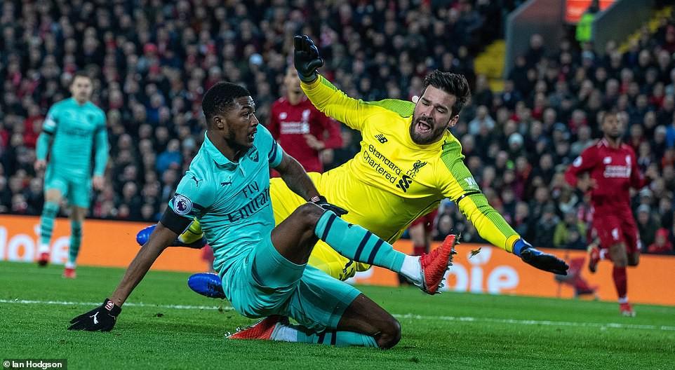 Hành động cao thượng của Salah khiến thầy Klopp chực rơi nước mắt khi Liverpool hủy diệt Arsenal 5-1 - Ảnh 6.