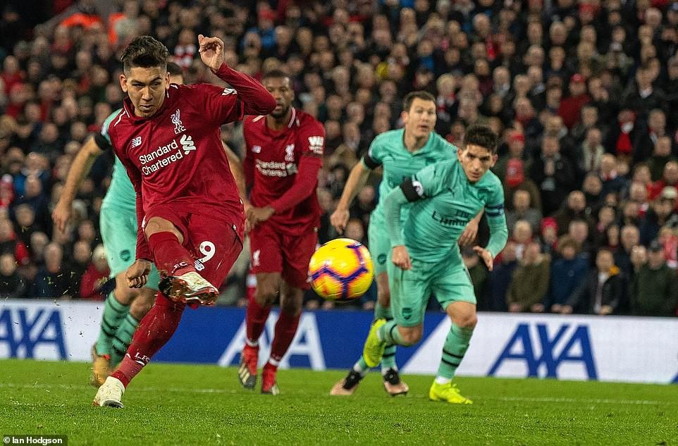Hành động cao thượng của Salah khiến thầy Klopp chực rơi nước mắt khi Liverpool hủy diệt Arsenal 5-1 - Ảnh 3.