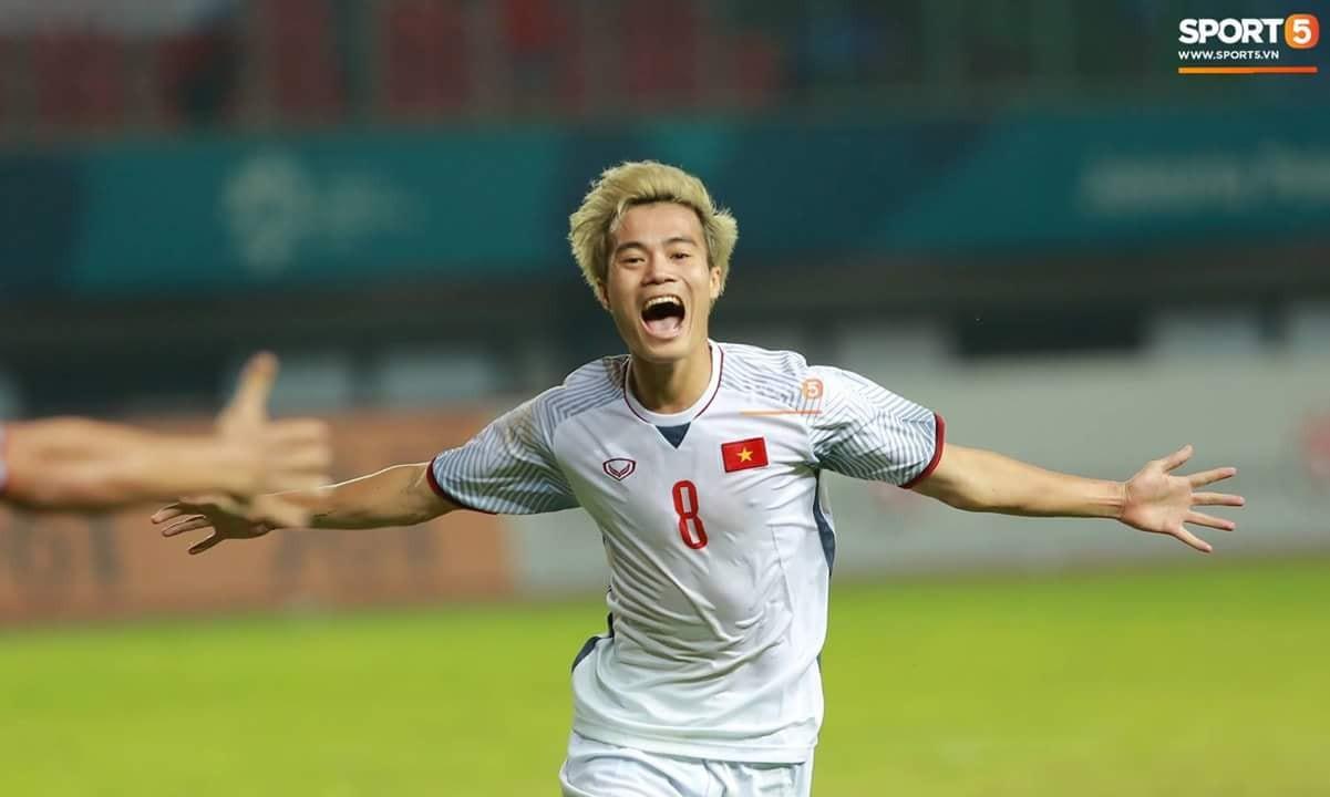 Quang Hải đổ máu, Duy Mạnh đau đớn rời sân trong ngày Olympic Việt Nam làm nên lịch sử - Ảnh 9.