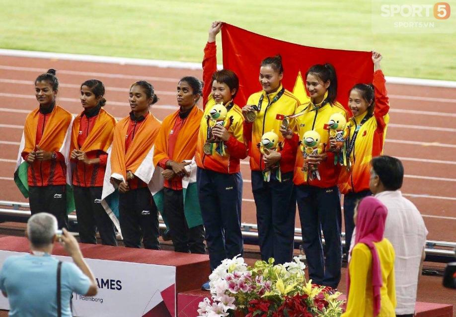 Điền kinh Việt Nam giành 2 huy chương đồng trong ngày thi đấu cuối cùng - Ảnh 10.