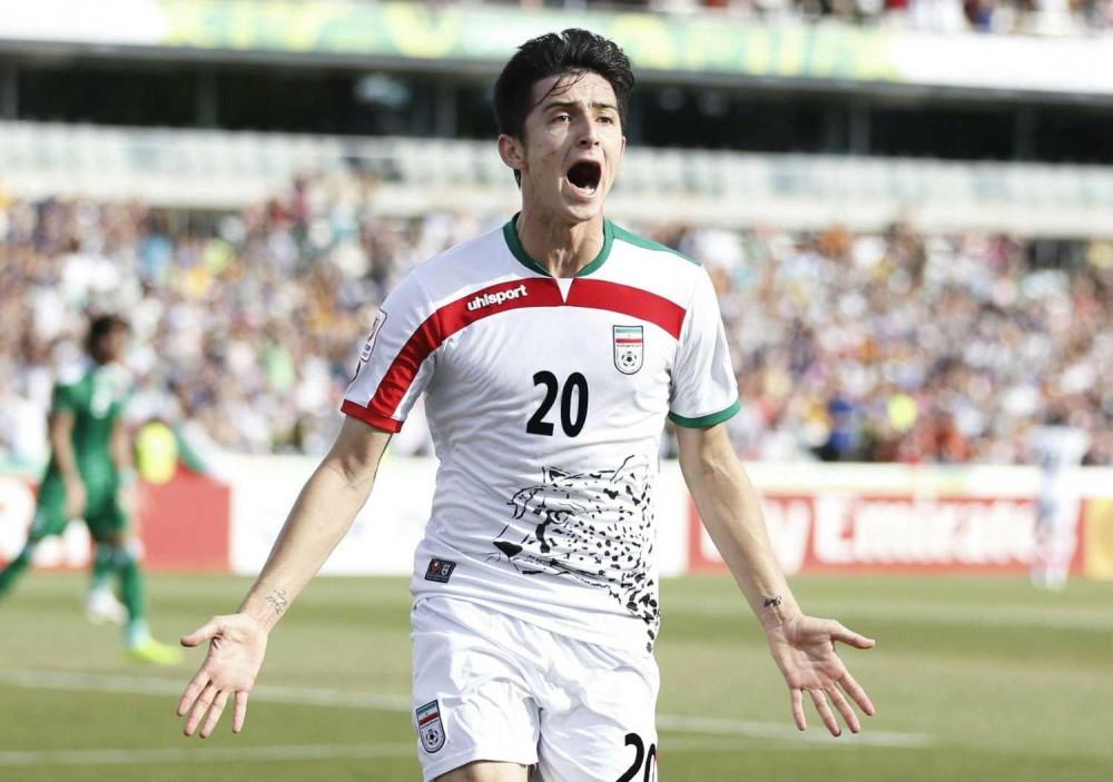 """Vì sao """"Messi của Iran"""" lo lắng khi đối mặt Việt Nam? - Ảnh 1."""