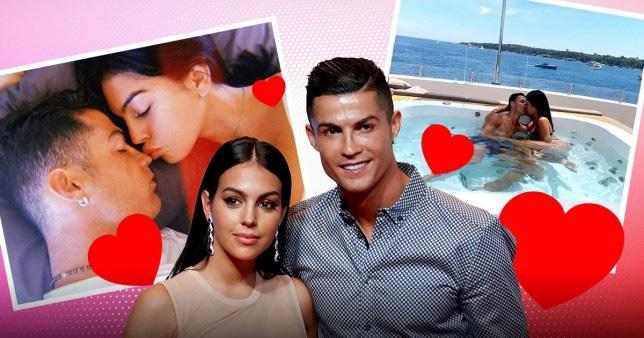 Bạn gái đăng ảnh hở bạo chưa từng có, fan lập tức náo loạn, nhắc tên Ronaldo rần rần - Ảnh 3.