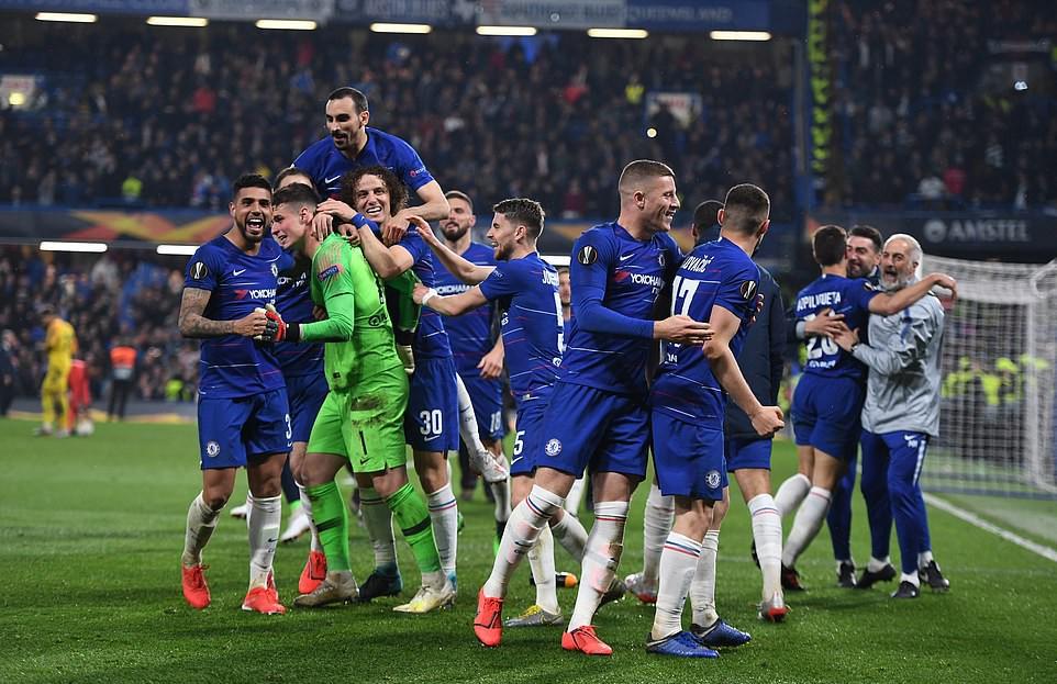 Bóng đá Anh CHÍNH THỨC thống trị châu Âu: Chelsea thắng nghẹt thở ở loạt luân lưu cân não, Arsenal gieo sầu cho đại diện Tây Ban Nha - Ảnh 1.