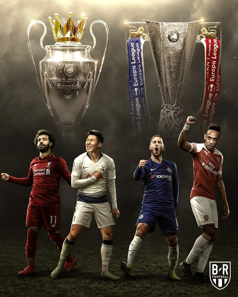 Sự kiện xảy ra lần đầu tiên trong lịch sử bóng đá châu Âu - Ảnh 1.