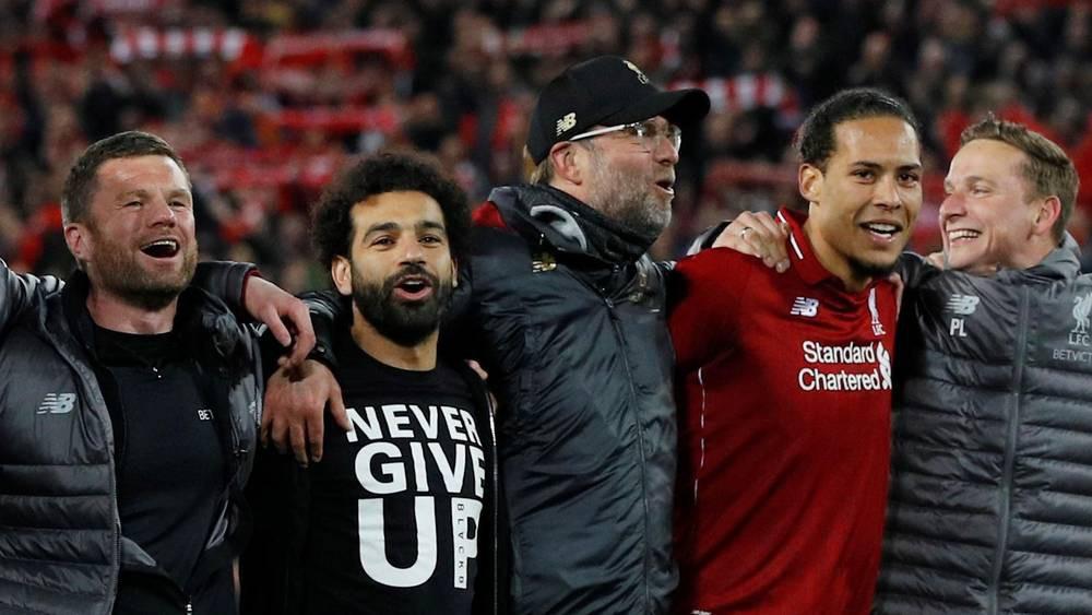 Đây là 6 màn ngược dòng biến Champions League năm nay trở thành mùa giải hấp dẫn nhất lịch sử, ngoạn mục nhất là số 1 và số 2 - Ảnh 1.