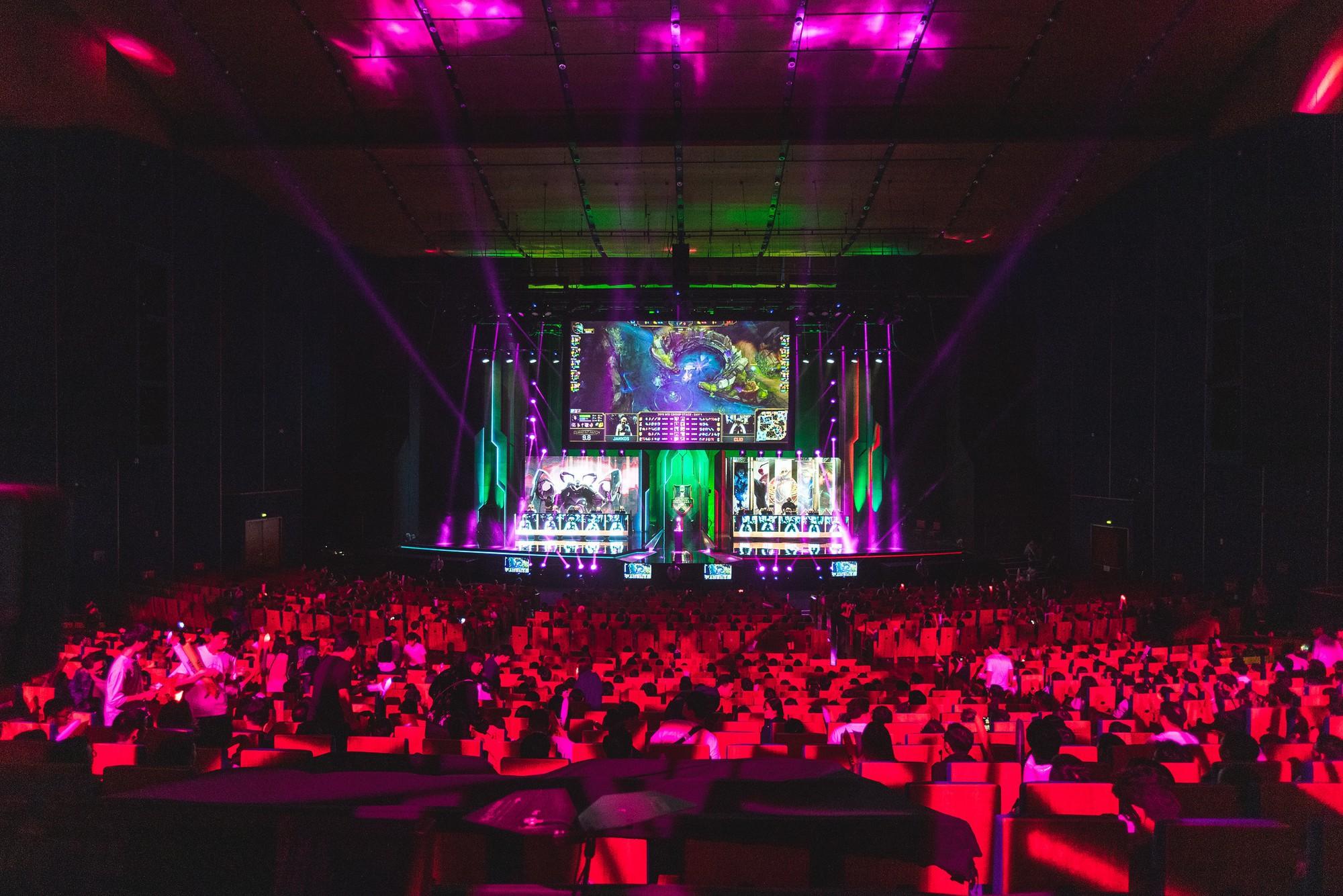 Những khoảnh khắc ấn tượng nhất MSI 2019 trong lần đầu diễn ra tại Việt Nam - Ảnh 7.