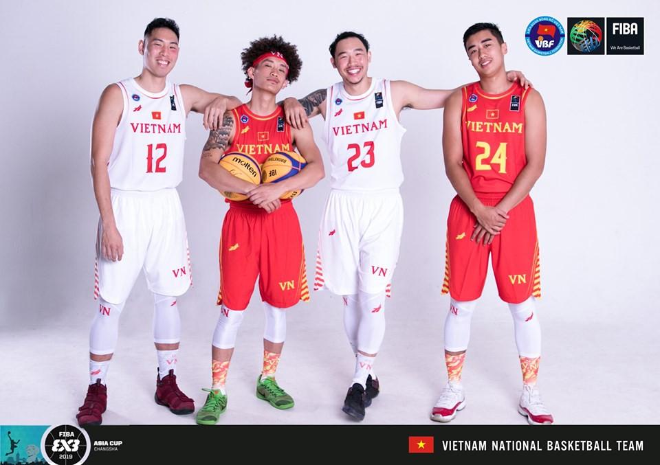 FIBA 3x3 Asia Cup 2019: Tuyển Việt Nam thắng áp đảo đại diện Kyrgyzstan - Ảnh 2.