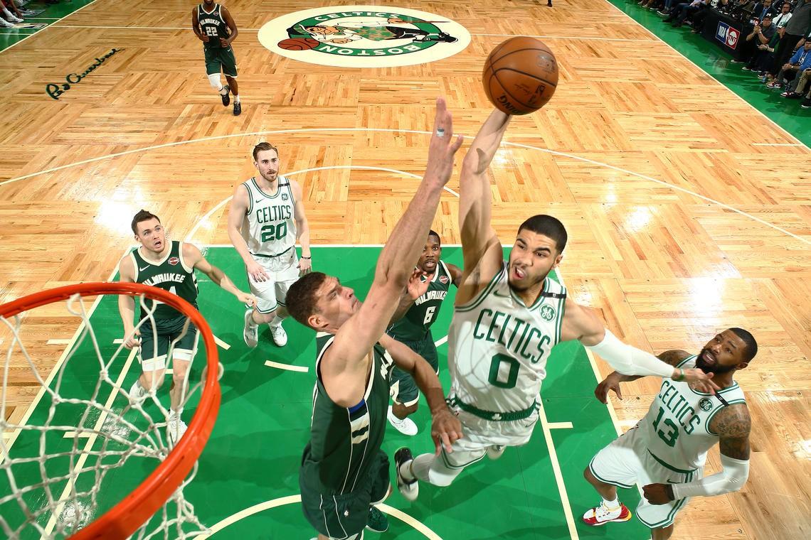 Celtics bạc nhược ngay tại sân nhà, 99% phải nói lời chia tay NBA Playoffs 2019 - Ảnh 2.