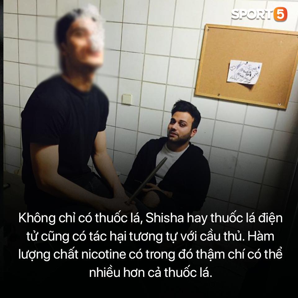 Thuốc lá, kẻ thù đối với sự nghiệp cầu thủ và những bài học nhãn tiền ở Việt Nam - Ảnh 3.