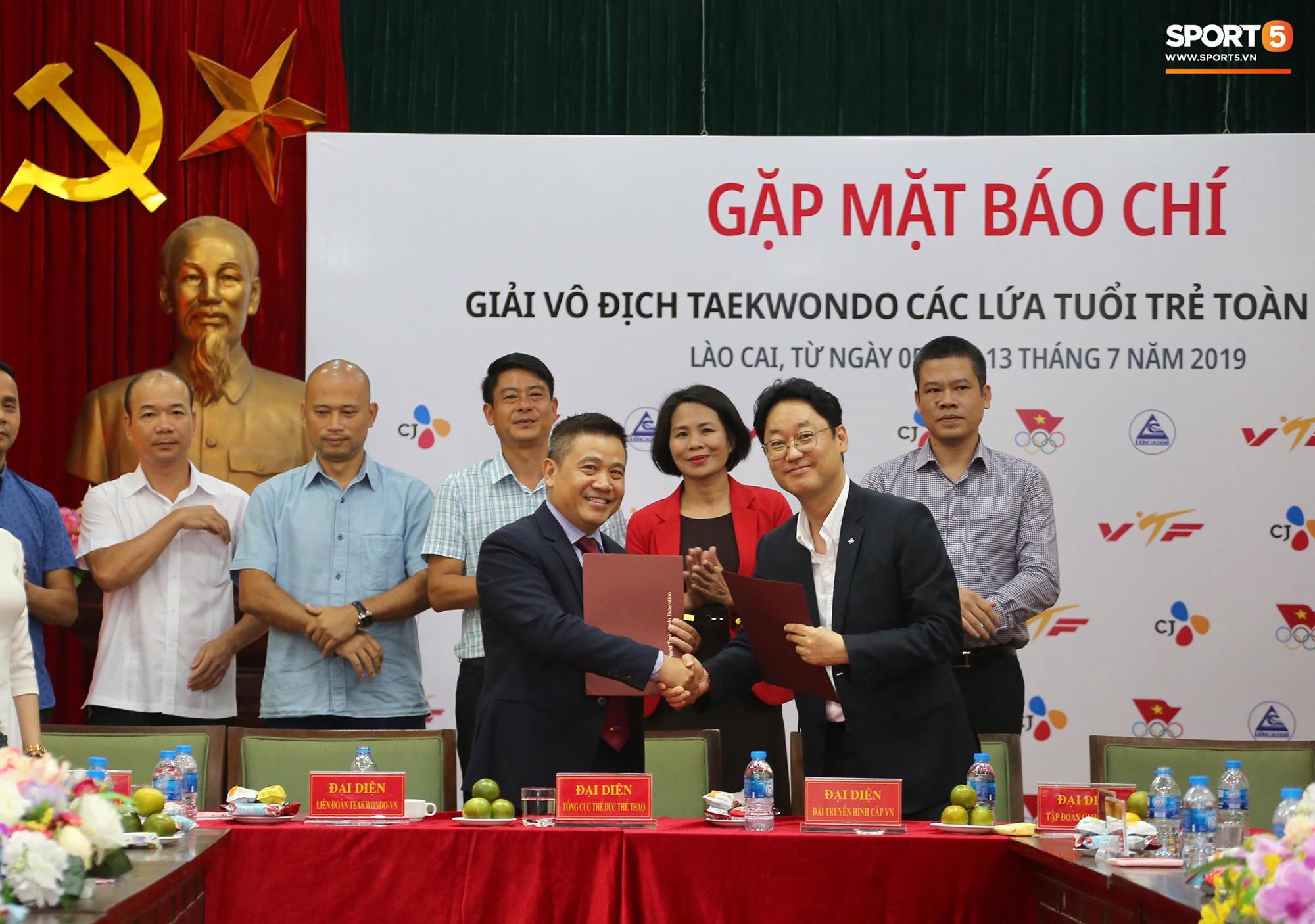 HLV Hàn Quốc trăn trở, quyết đưa Taekwondo Việt Nam tạo kỳ tích tại Olympic và SEA Games  - Ảnh 2.