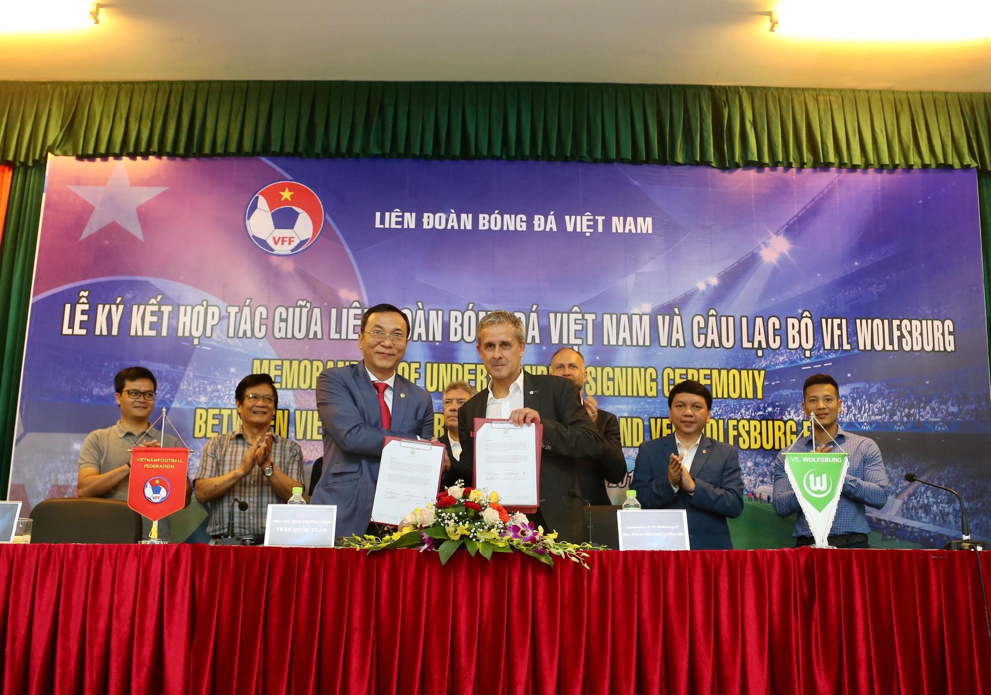 CLB nổi tiếng của Đức giải thích lý do cầu thủ trẻ Việt Nam chưa thể sang Đức thi đấu  - Ảnh 4.