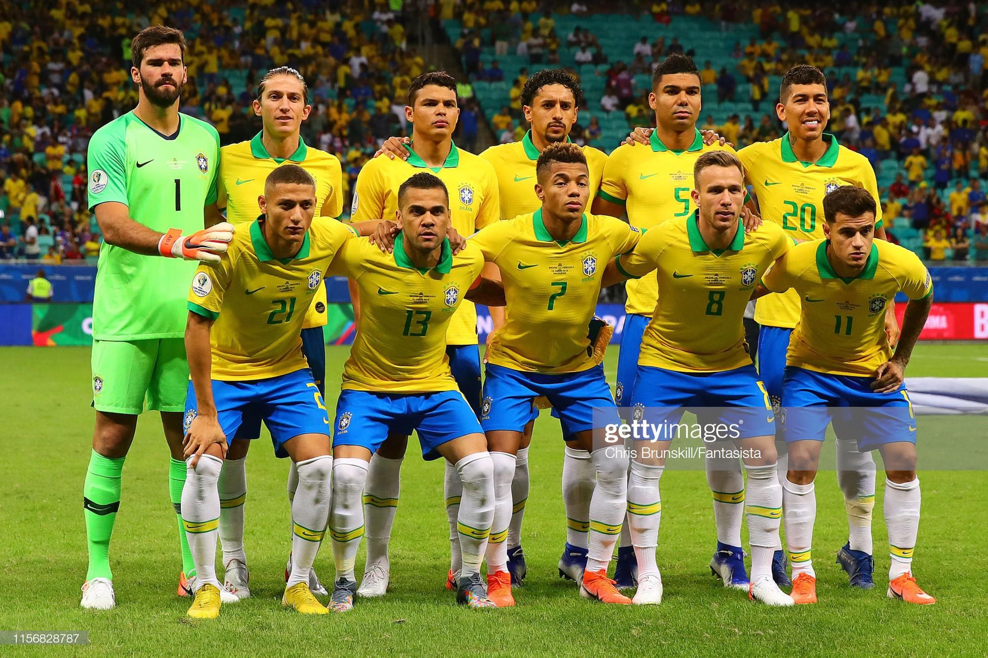 Có đội bóng nào đen đủi hơn tuyển Brazil hôm nay: 3 lần ăn mừng hụt để rồi rời sân trong nỗi thất vọng - Ảnh 2.
