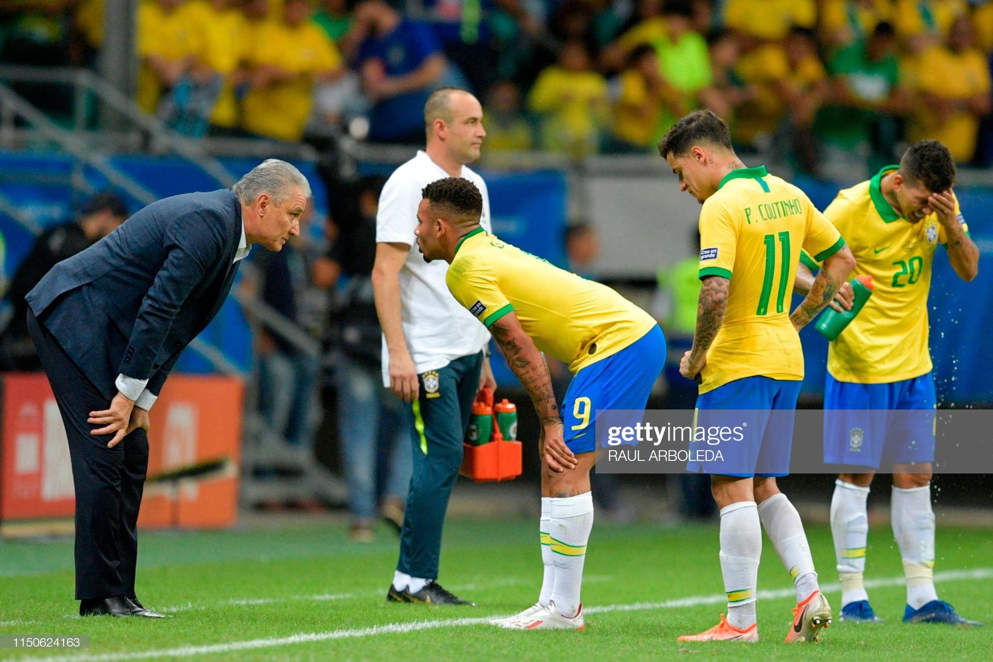 Có đội bóng nào đen đủi hơn tuyển Brazil hôm nay: 3 lần ăn mừng hụt để rồi rời sân trong nỗi thất vọng - Ảnh 11.