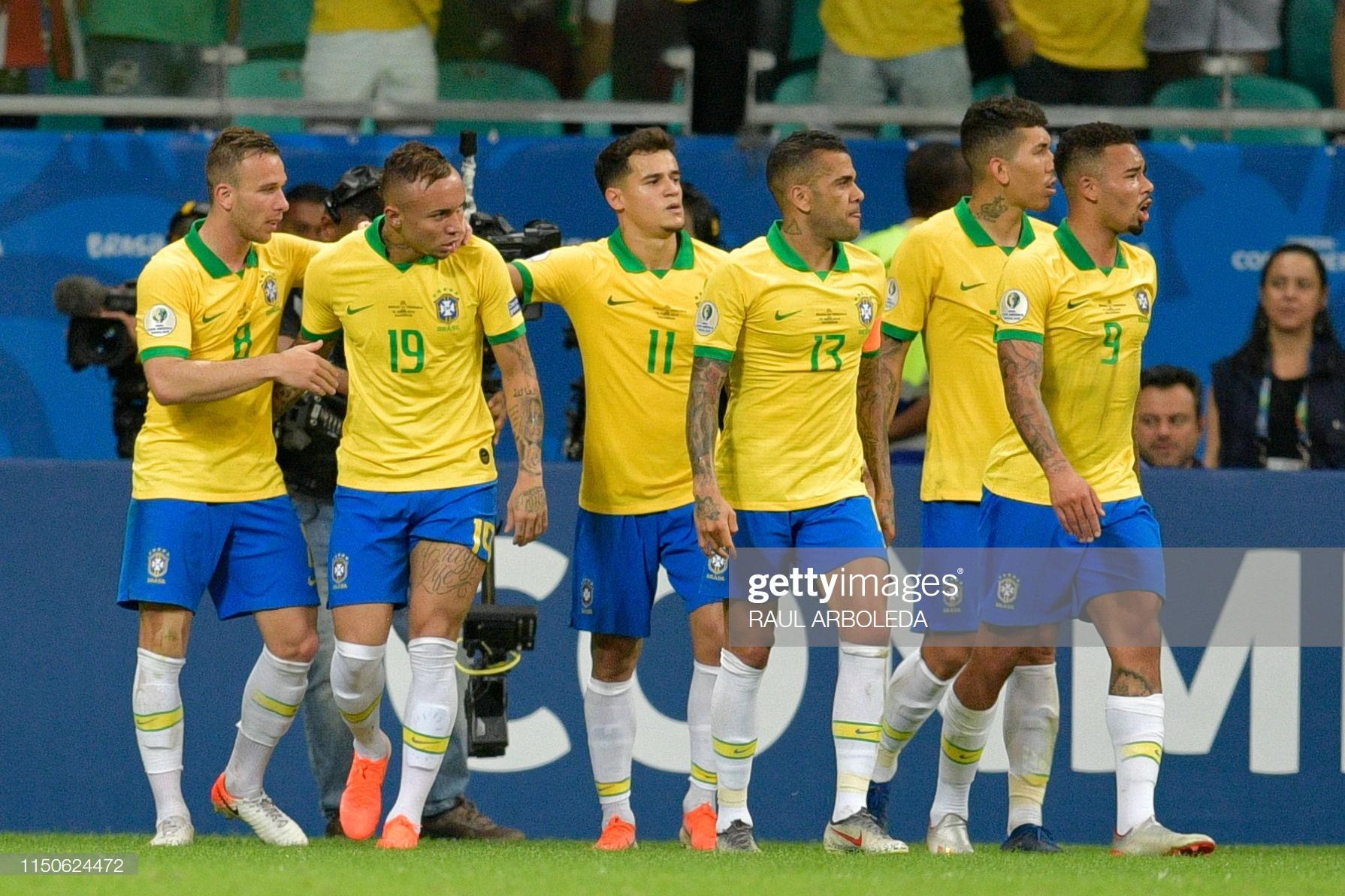Có đội bóng nào đen đủi hơn tuyển Brazil hôm nay: 3 lần ăn mừng hụt để rồi rời sân trong nỗi thất vọng - Ảnh 9.
