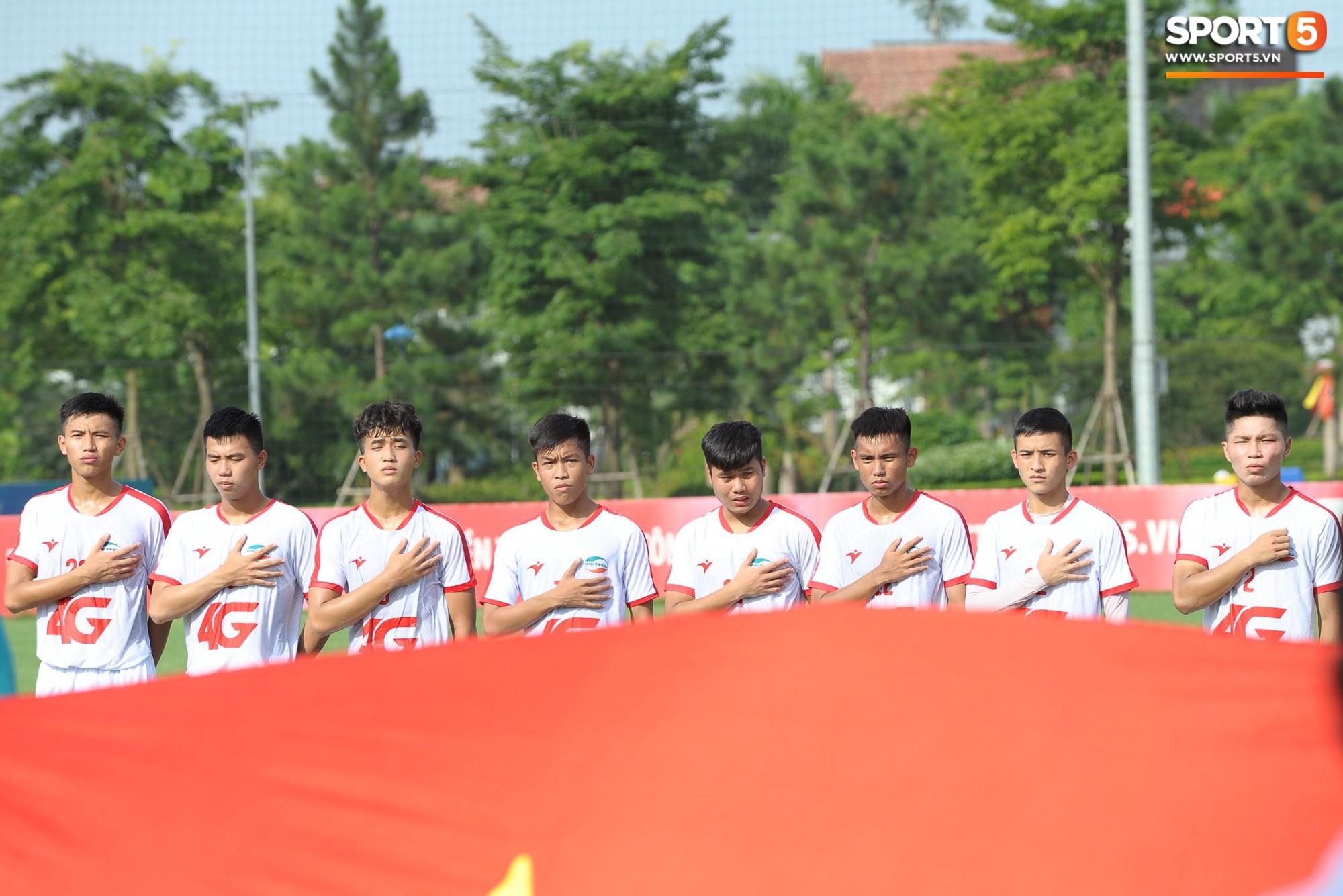 Sao trẻ U23 lập công, Viettel để Phố Hiến cầm hòa 1-1 trong ngày khai mạc giải U21 Quốc gia - Ảnh 1.