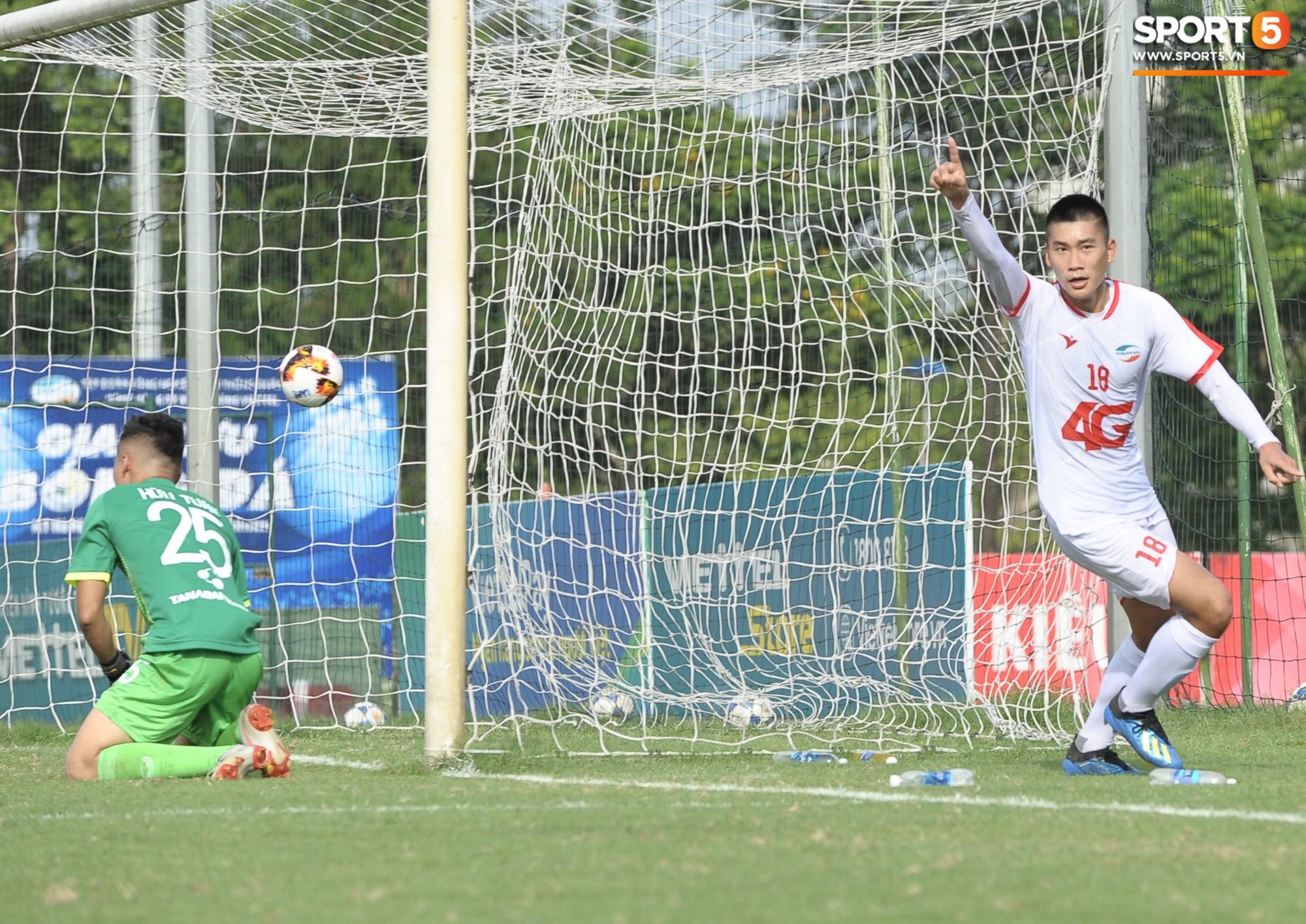 Sao trẻ U23 lập công, Viettel để Phố Hiến cầm hòa 1-1 trong ngày khai mạc giải U21 Quốc gia - Ảnh 7.
