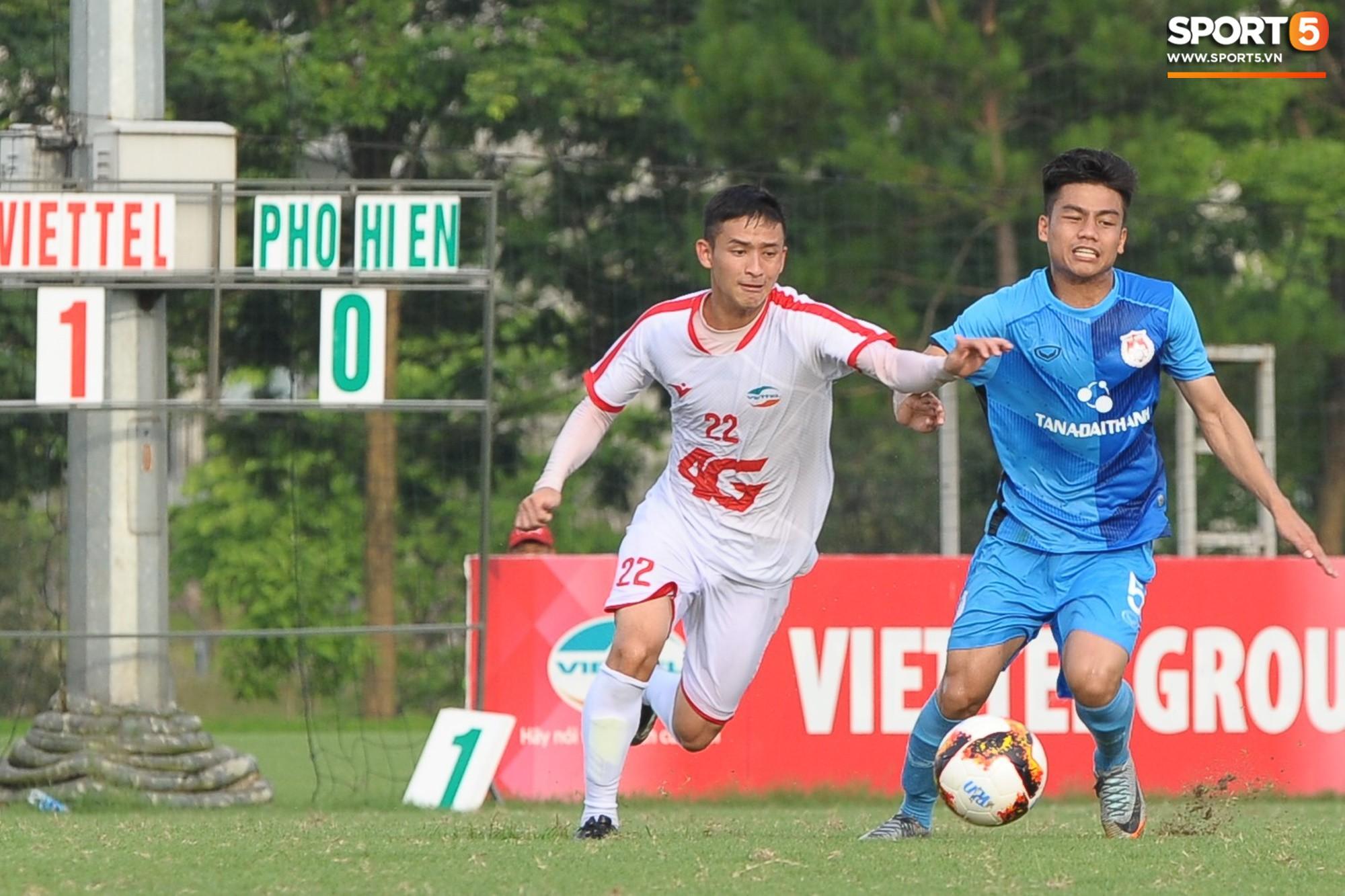 Sao trẻ U23 lập công, Viettel để Phố Hiến cầm hòa 1-1 trong ngày khai mạc giải U21 Quốc gia - Ảnh 8.